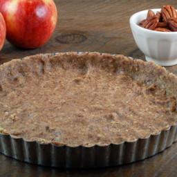 Coconut Flour & Pecan Pie Crust
