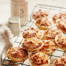 Coconut jam tarts Recipe