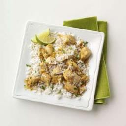 Coconut-Lime Chicken Recipe