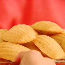 Coconut Madeleines