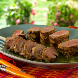 Coconut Marinated Pork Tenderloin