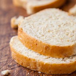 Coconut Milk Bread