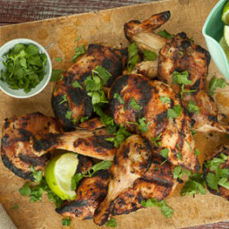 Coconut Milk-Grilled Chicken