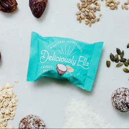Coconut & Oat Energy Ball