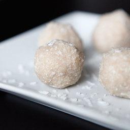 Coconut Treats - A Christmas Special