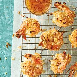 Coconut (Un-)Fried Shrimp
