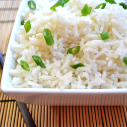 coconut rice (take 2)
