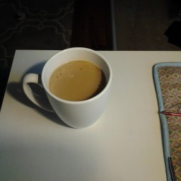 Coffee with Heavy Whipping Cream