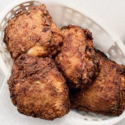 Coke-Brined Fried Chicken