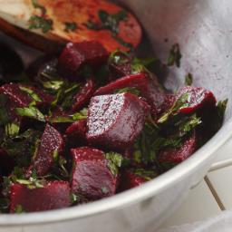 Cold Beet Salad