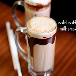 cold coffee recipe | cold coffee milkshake | coffee milkshake recipe
