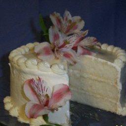 Colettes White Cake