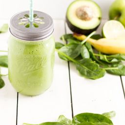College Fit Bod Smoothie