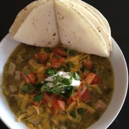 Z's Colorado Award Winning Green Chili