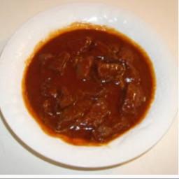 Tito's Taco- meat chili