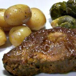 Complete Pork Chop Dinner in a Crockpot
