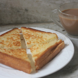Condensed Milk Sandwich Recipe