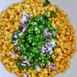 Confetti Corn Relish
