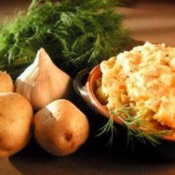 Connie's No big deal Coconut Mashed Potatoes
