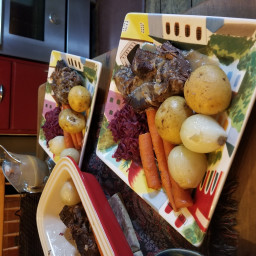 Constance Valentine's Spiced German Pot Roast