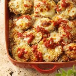 Contest-Winning Eggplant Parmesan Recipe