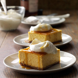 Contest-Winning Pumpkin Cheesecake Dessert Recipe