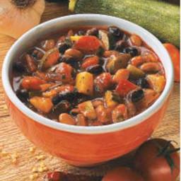 Contest-Winning Vegetarian Chili Recipe
