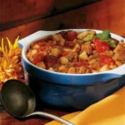 Contest-Winning Green Chili Pork Stew Recipe