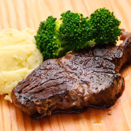 Cook Steak in the Oven