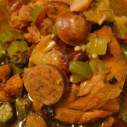 Cook the Book: Chicken and Smoked Sausage Gumbo