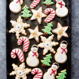 Cookie Cutter Sugar Cookies