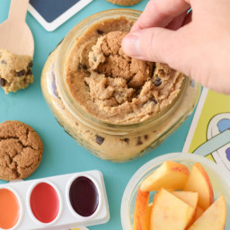 Cookie Dough Hummus Lunchables