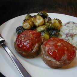Cooking Light's Turkey Mini Meatloaves