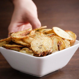 Cool Ranch Chips Recipe by Tasty