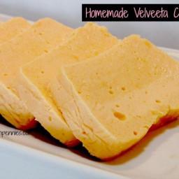 Copy Cat Recipe: Homemade Velveeta Cheese