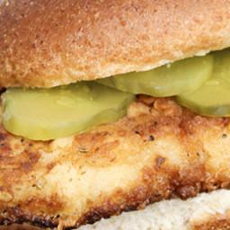 Copycat Chick-Fil A Sandwich