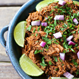 Copycat Chipotle Barbacoa Recipe {slow-cooker}