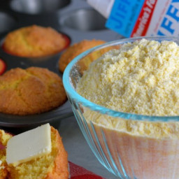Copycat Jiffy Cornbread Muffin Mix