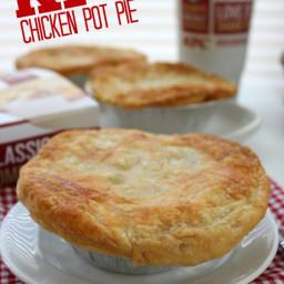 Copycat KFC Chicken Pot Pie Recipe