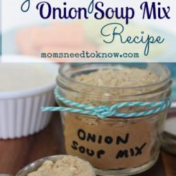 Copycat Lipton Onion Soup Mix Recipe