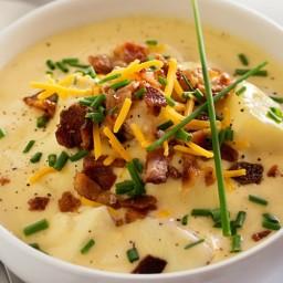Copycat Loaded Baked Potato Soup