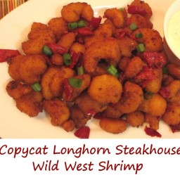Copycat Longhorn Steakhouse Wild West Shrimp