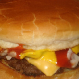 Copycat Mc Donald's Hamburgers/Cheeseburgers