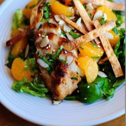 Copycat Panera Asian Sesame Chicken Salad