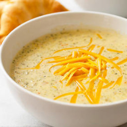 Copycat Panera Bread™ Broccoli Cheddar Soup