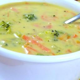 Copycat Panera� Broccoli Cheddar Soup