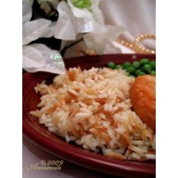 Copycat Sizzler Rice