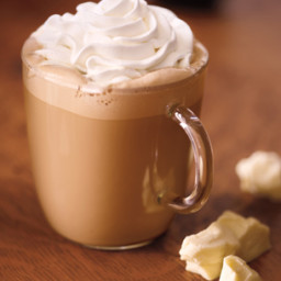 Copycat Starbucks White Chocolate Mocha