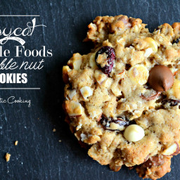 Copycat Whole Foods Jumble Nut Cookies