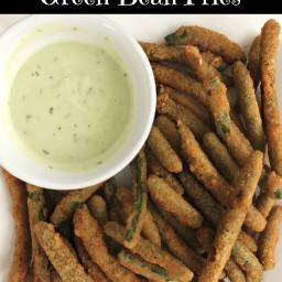 Copy Cat Recipe - TGI Friday's Green Bean Fries